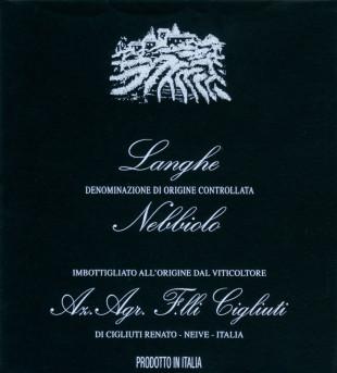 Langhe Nebbiolo