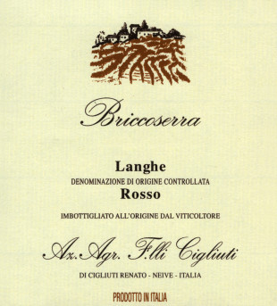 Langhe Rosso Briccoserra