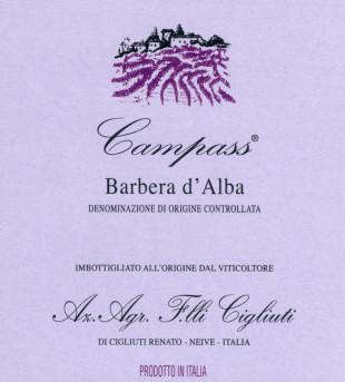 Barbera d'Alba Campass